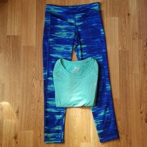 Girls Old Navy Active Outfit